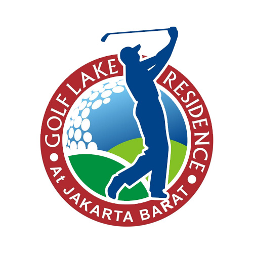 golf lake residence logo